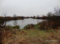Озеро осетриное белоомут фото