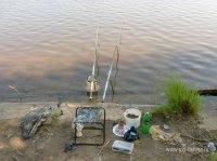 рыбалка на елнати 2016
