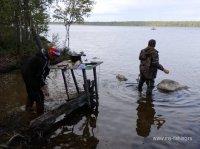 топозеро отчеты о рыбалке